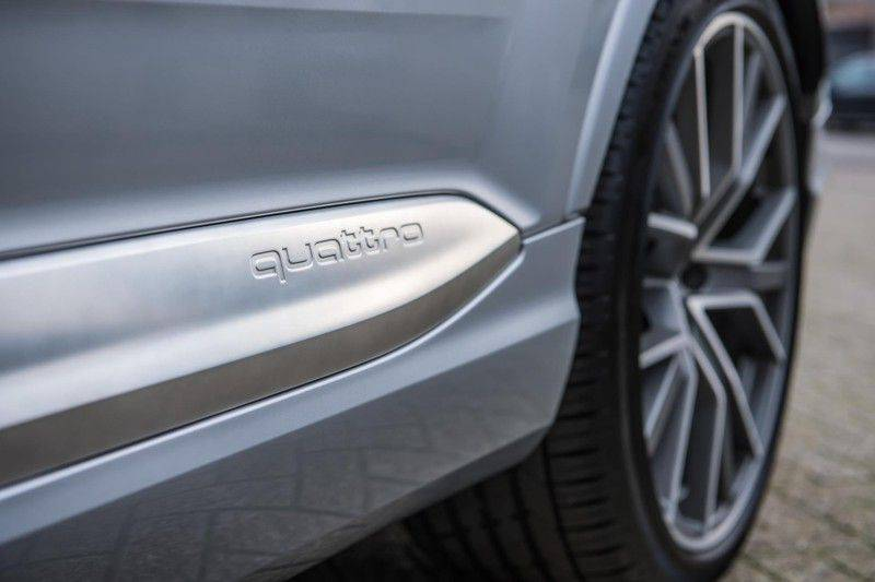 Audi SQ7 4.0 TDI Quattro Pro Line + , 435 PK, Valcona/Leder, Pano/Dak, 2017, Bose, 22'', Elekt. Trekhaak, 79DKM!! afbeelding 25