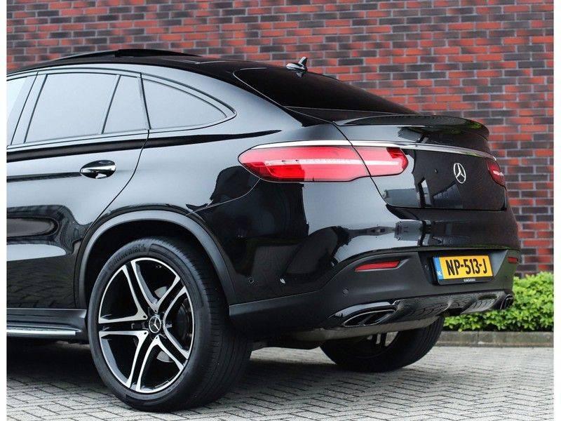 Mercedes-Benz GLE Coupé 43 AMG 4-Matic B&O*TV*Leder*Standkachel*Airmatic*VOL!* afbeelding 12