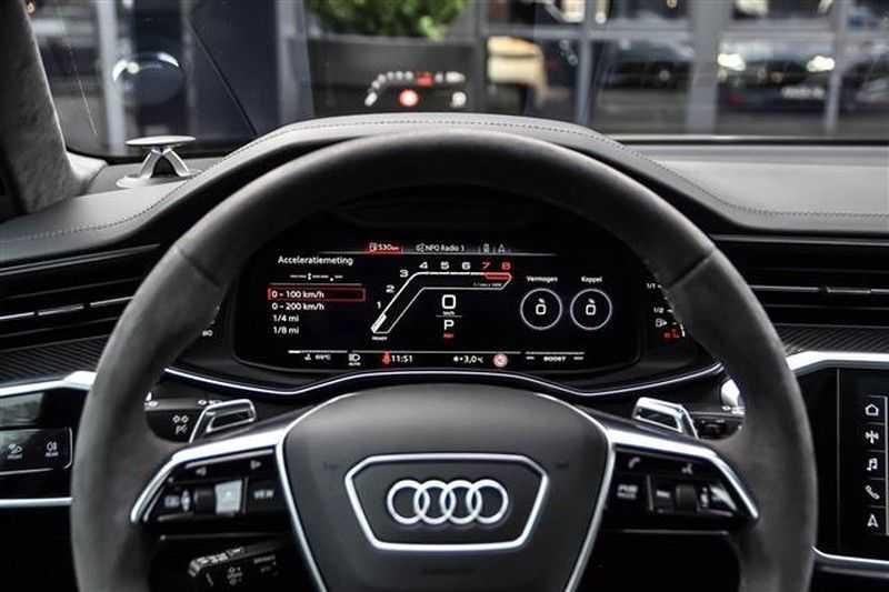 Audi RS6 DYNAMIC PLUS+CARBON+B&0 ADV.+ALC.HEMEL NP.254K afbeelding 17