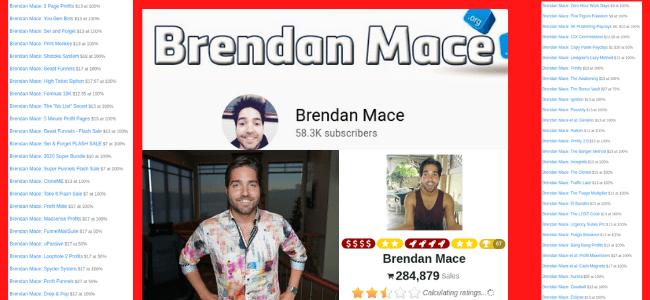 Who Is Brendan Mace