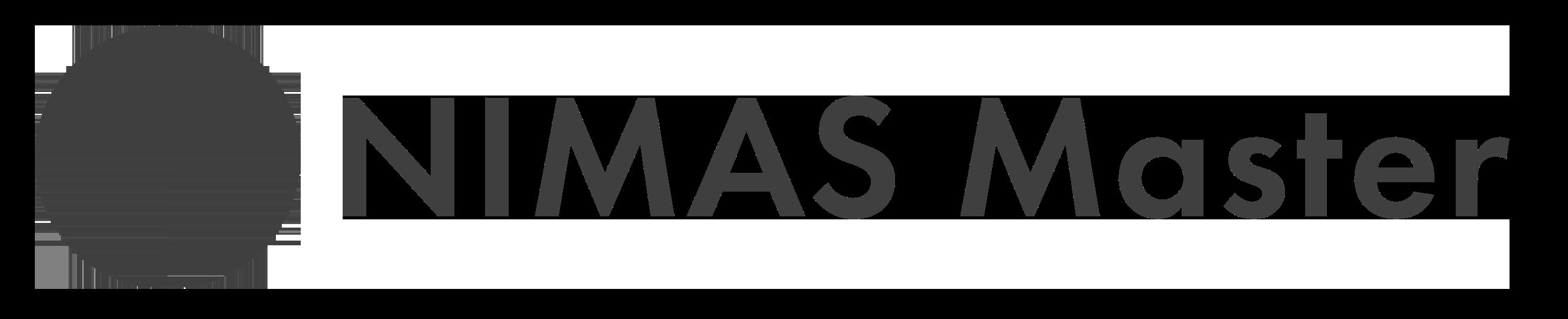 NIMAS Master Logo
