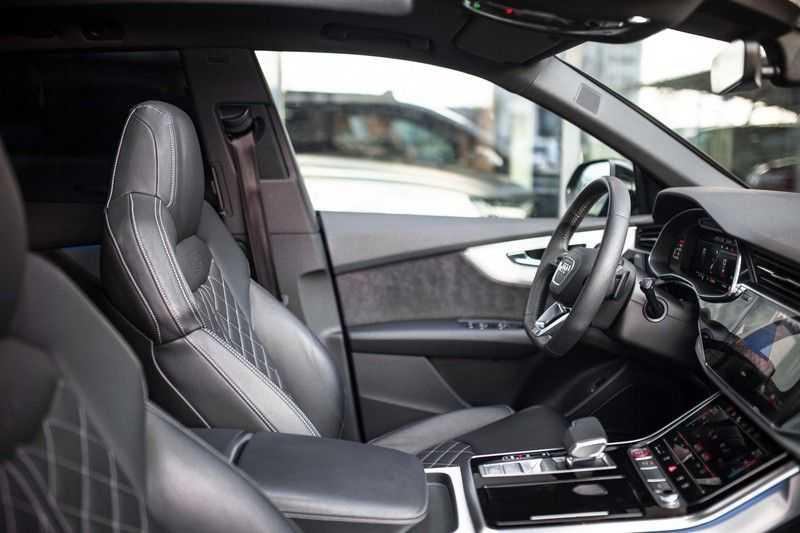 Audi SQ8 4.0 TDI Quattro *S-Sportstoelen / Pano / B&O / HUD / ACC / Nachtzicht* afbeelding 2