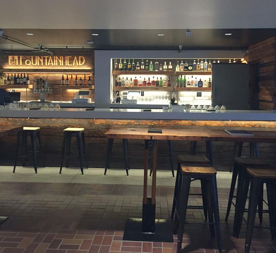 The Fountainhead Bar