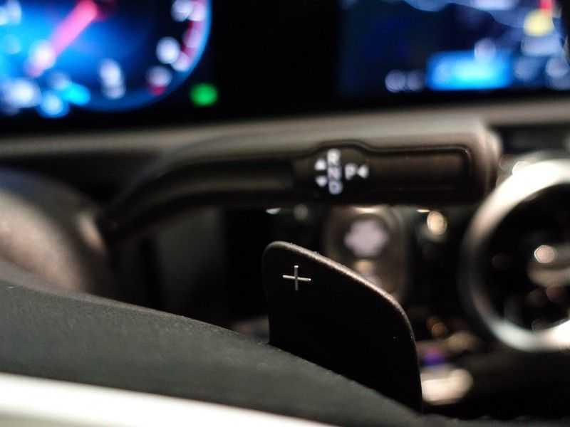 Mercedes-Benz CLA-Klasse AMG Night Edition Autom- Panodak, MBUX Widescreen, Leer, 2dkm! afbeelding 10