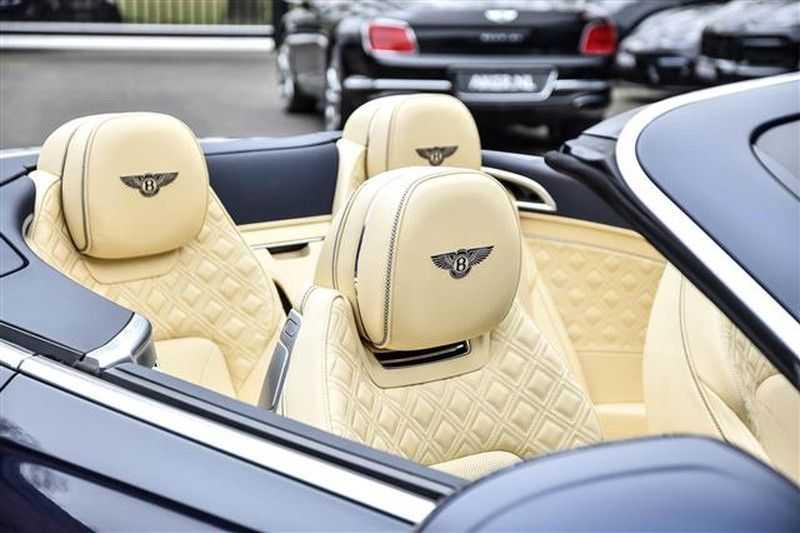Bentley Continental GTC W12 CENTENARY+MULLINER+MASSAGE+HEADUP afbeelding 23