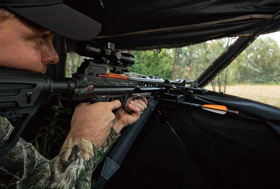 BearX Crossbows // Bear Archery