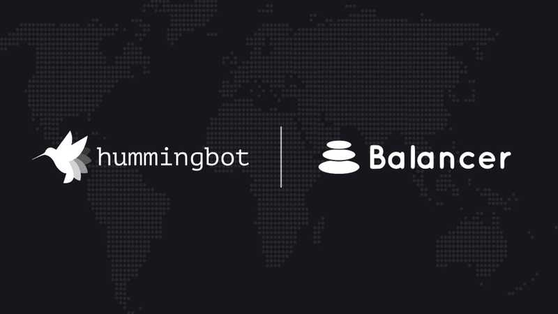 Hummingbot partners with Balancer