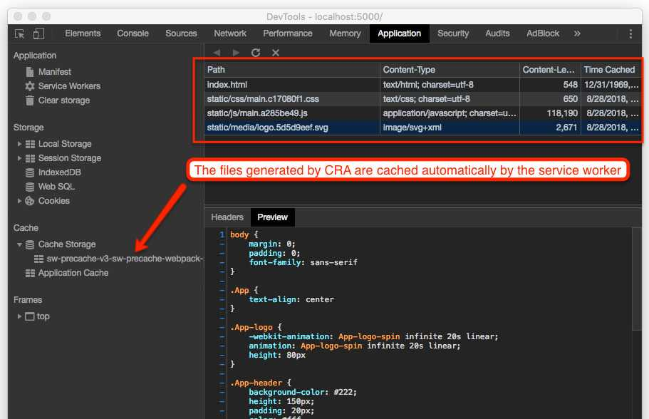 Progressive Web Apps with React & Preact js | Code Bushi