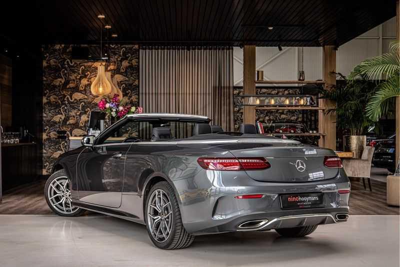 Mercedes-Benz E-Klasse Cabrio 300 AMG   Nieuw Model!   Head-up Display   Memory   Drivers Package   afbeelding 5