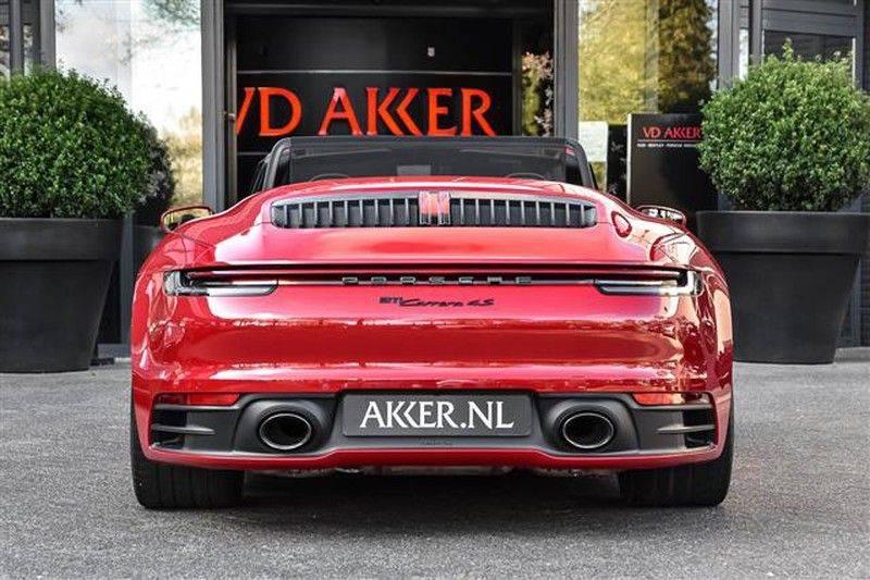 Porsche 911 4S CABRIO 4WSTURING+ST.KOELING+SP.CHRONO NP.218K afbeelding 18