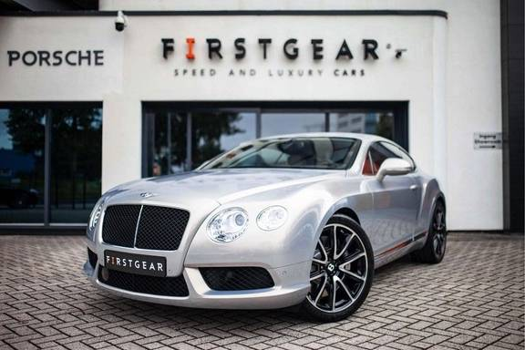 Bentley Continental GT 4.0 V8 *Massage / ACC / Camera / DAB / Stoelventilatie*