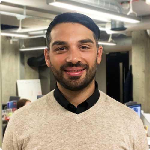 Photo of Kayvon Dizaei
