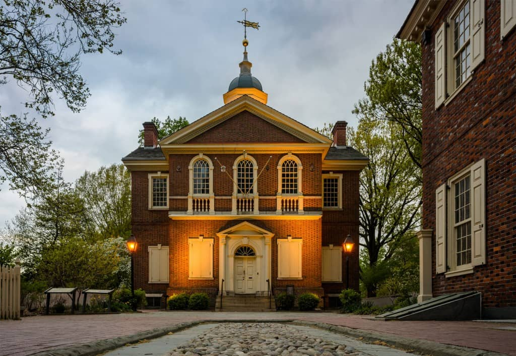Carpenter's Hall\, Philadelphia