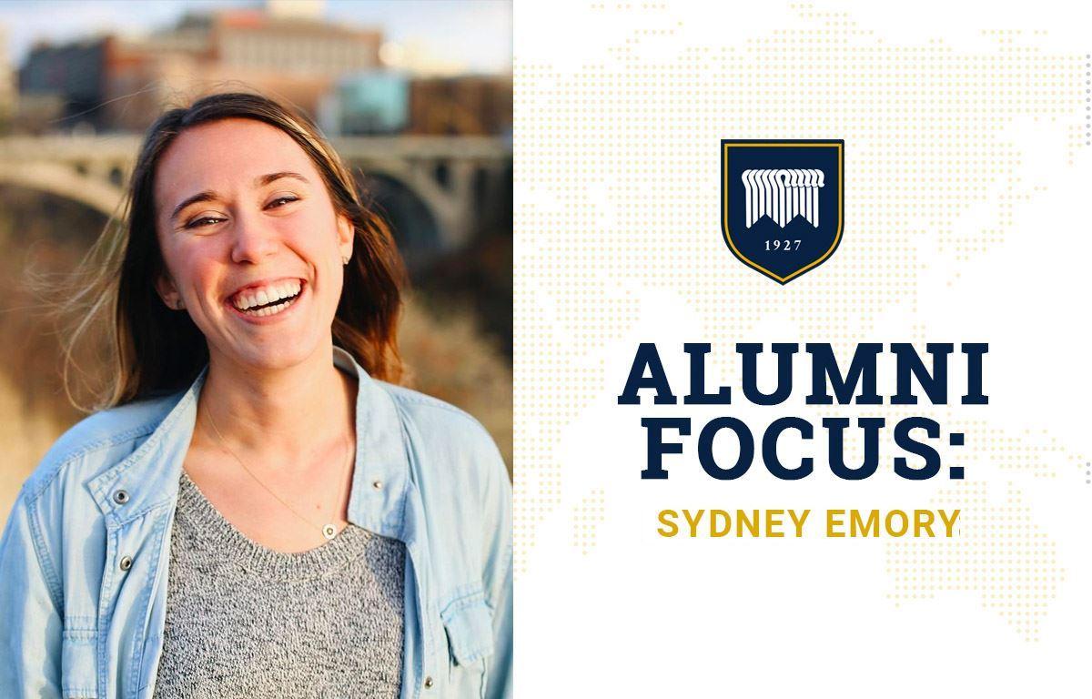 Alumni Focus: Sydney Emory