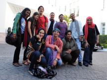 Delhi: student photo gallery