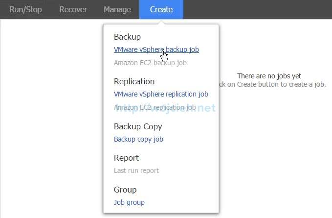 Nakivo Backup&Replication v6.1 - 1