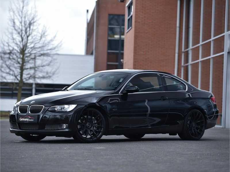 BMW 3 Serie Coupe 335i High Executive M-Perf uitlaat Leer Navi Breyton velgen 1e eigenaar afbeelding 22