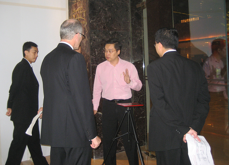 Hyatt Hotel Feng Shui News