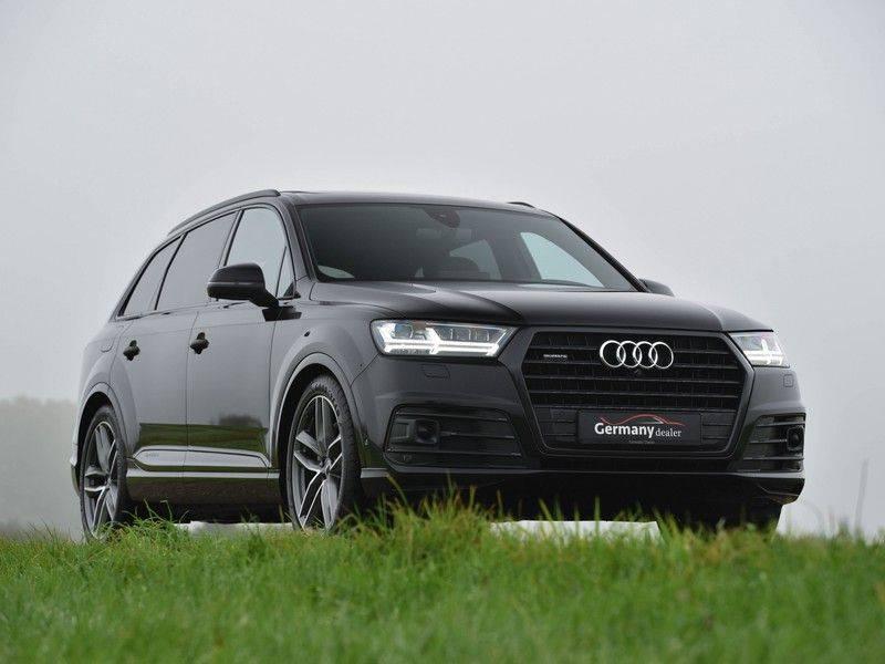 Audi Q7 3.0TDI 272Pk S-Line 7p Quattro Lucht Pano Standk Head-Up 360-Camera 21-Inch Trekh afbeelding 4