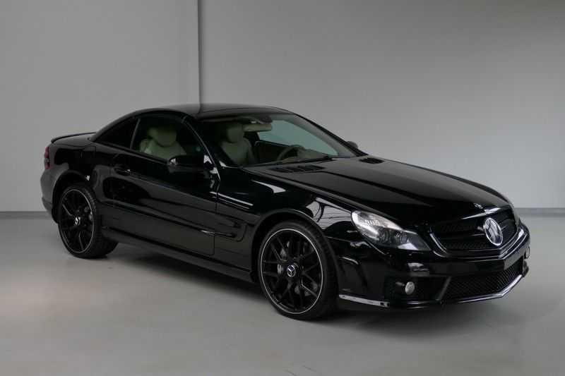 Mercedes-Benz SL-Klasse 600 - 65 ///AMG Black edition afbeelding 3
