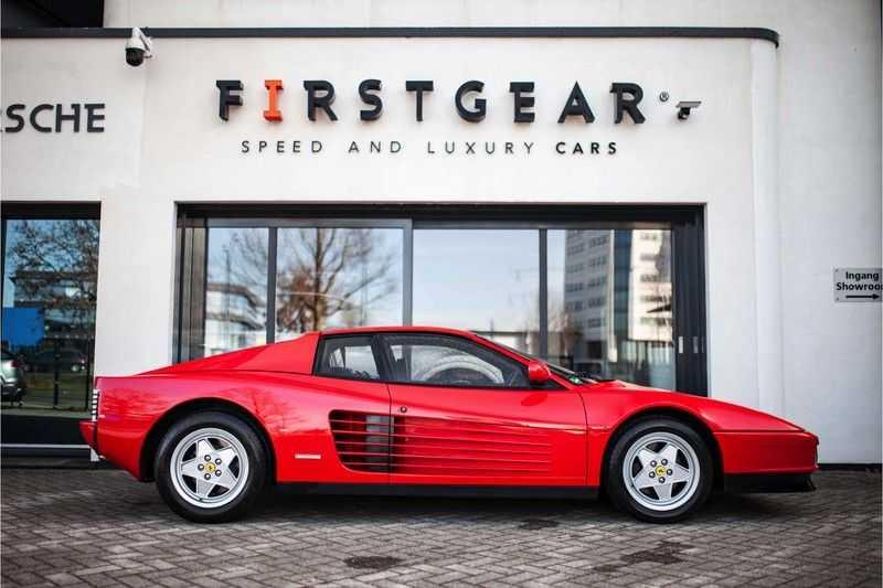 Ferrari Testarossa afbeelding 4