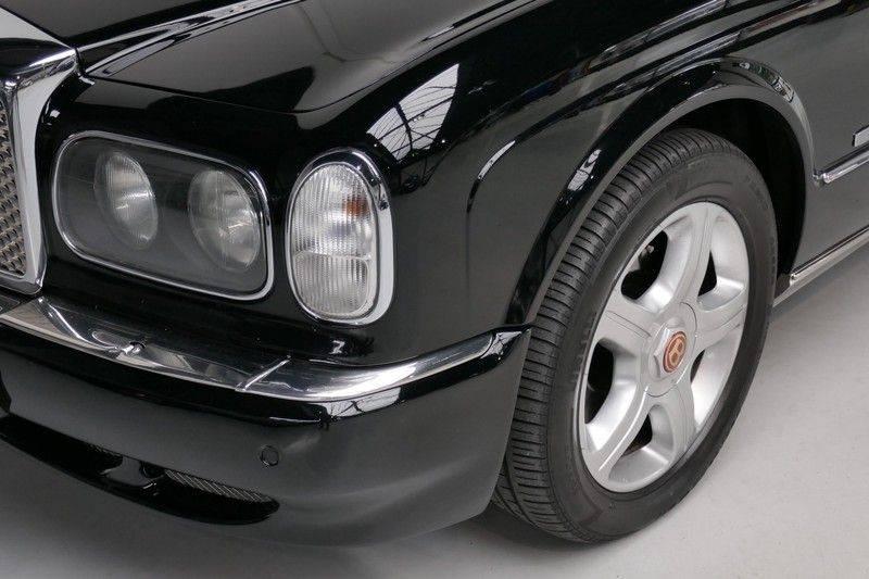 Bentley Arnage 6.8 V8 T Mulliner LWB (1 van 95 st) Youngtimer . afbeelding 10