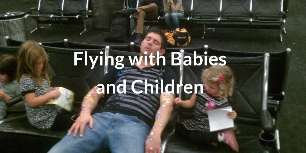 Trouble Free Flying - TSA Rules for Traveling With an Infant or Small Child