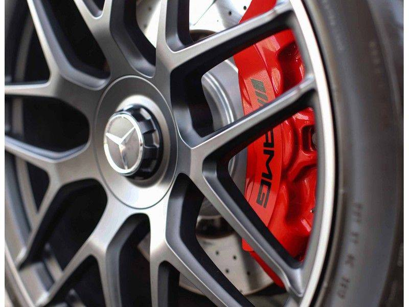 Mercedes-Benz GLC 63 S AMG 4-MATIC *Perf. stoel*510 PK*Driver Package*HUD*Camera* afbeelding 11