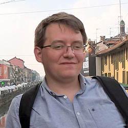 Portrait Photo of Sebastian Kulig