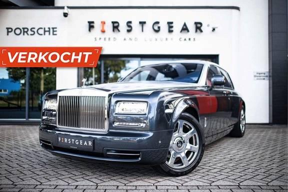 "Rolls-Royce Phantom 6.7 V12 *Schuifdak / 21"" / 360 Cam / Navi Prof. / Sterrenhemel*"