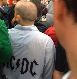AC/DC shirt