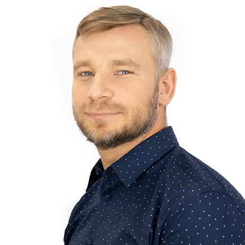 company team Paweł Melon