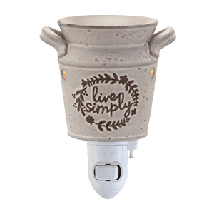 Live Simply Mini Warmer