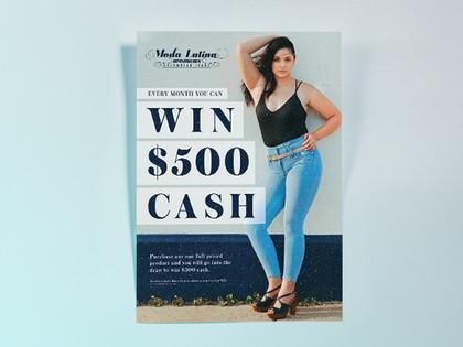Moda Latina Posters