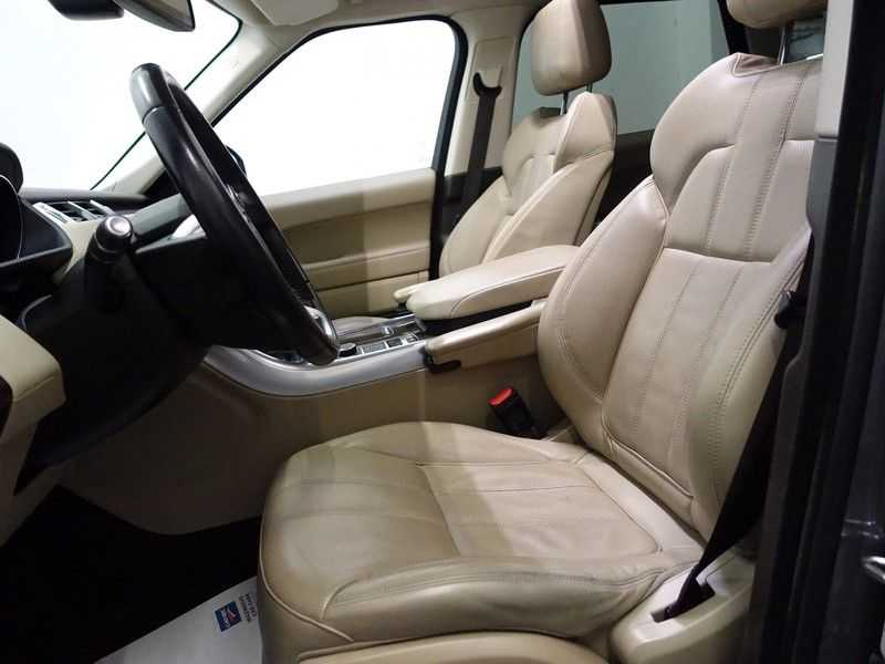 Land Rover Range Rover Sport 3.0 TDV6 259pk HSE Dynamic 7pers Autom- Panodak, Leer, Camera, Memory, Full! afbeelding 18