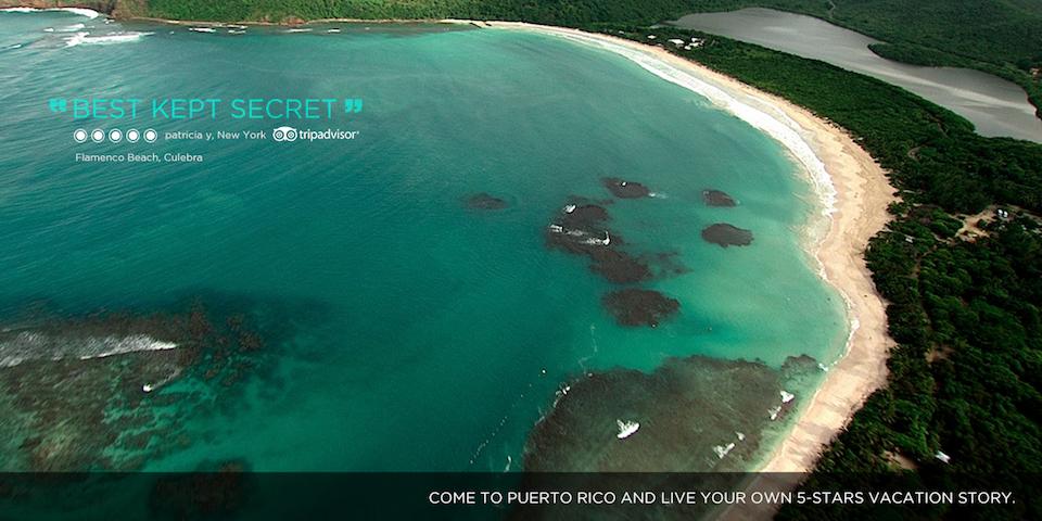 Puerto rico tourism company cover