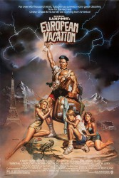 cover National Lampoon's European Vacation