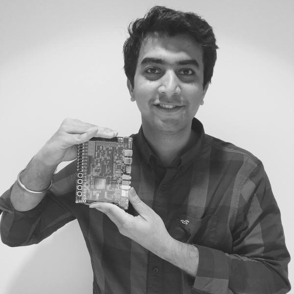 Gaurav Bhatia, MS Electrical Engineering, University of Houston.