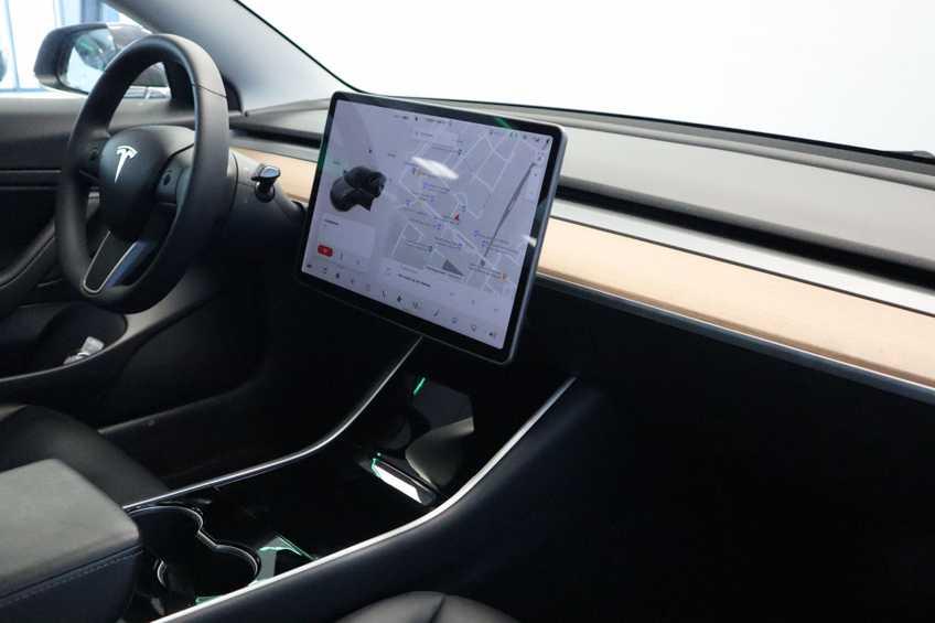 Tesla Model 3 Performance | prijs ex.btw 51450,- | 20`LM Donker grijs. afbeelding 21