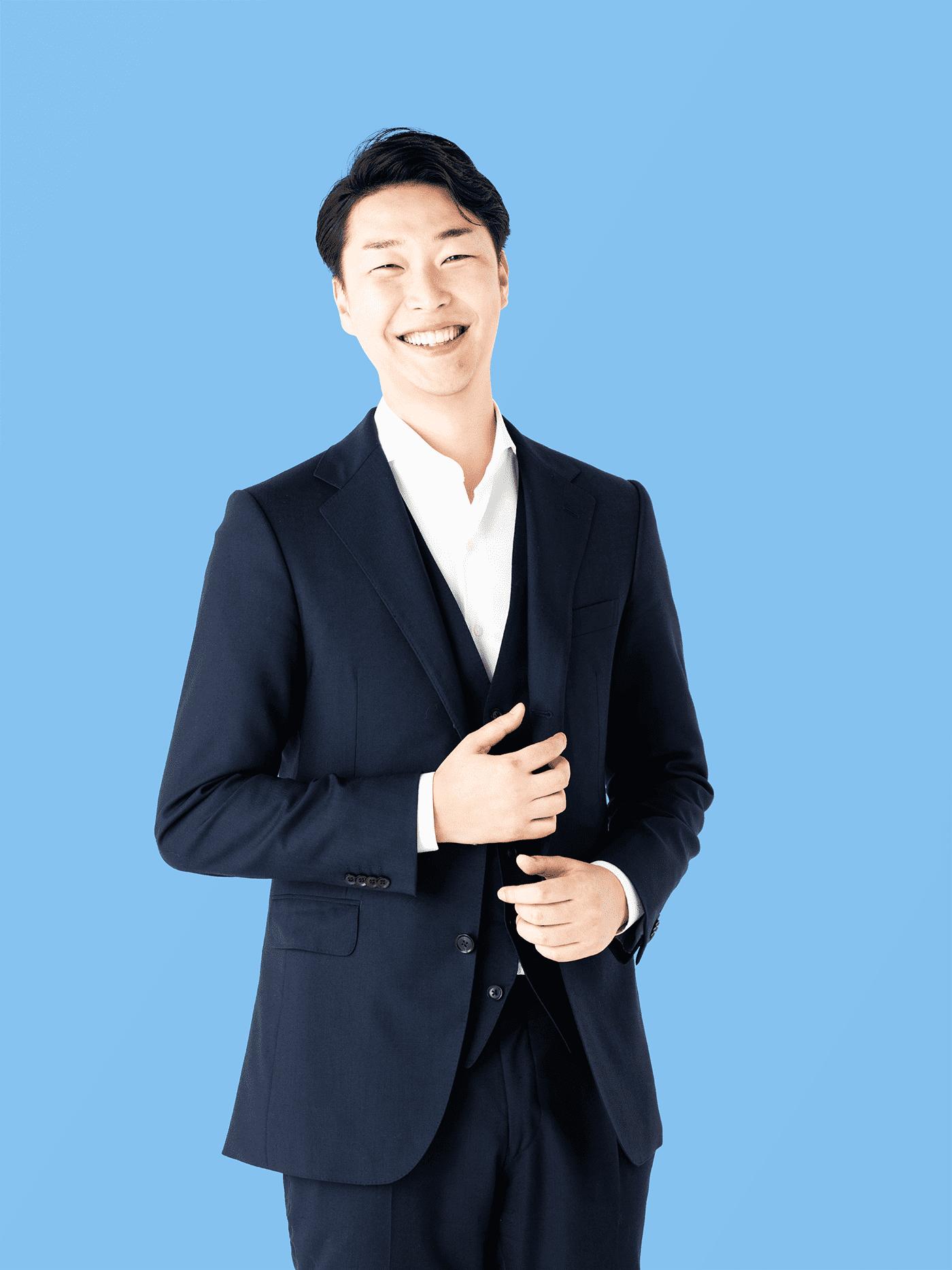 代表取締役 森 雄一郎の画像