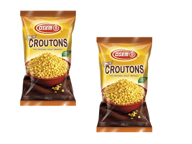 Osem Mini Crouton Bags (400g)