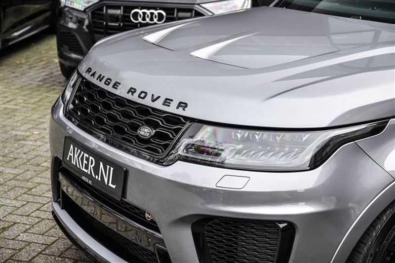 Land Rover Range Rover Sport SVR 22INCH+PANO.DAK+STOELKOELING NP.227K afbeelding 11