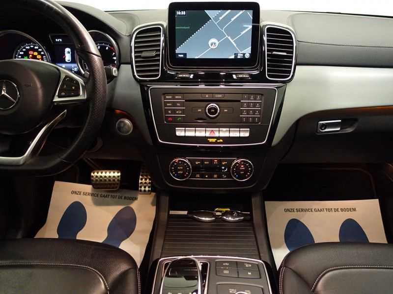 Mercedes-Benz GLE 43 AMG Coupe 4MATIC 368pk Aut- Black Series Panodak, Leer, 360 Camera, afbeelding 7