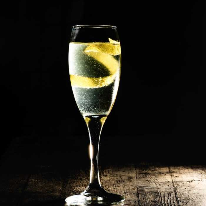 Champagne Cocktail Cocktail