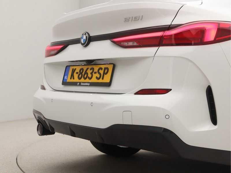 BMW 2 Serie Gran Coupé Gran Coupé 218i High Executive M-Sport Automaat afbeelding 20