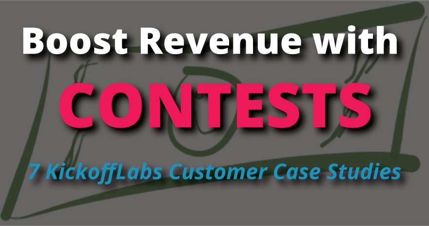 How-To Create Contests That Boost Revenues
