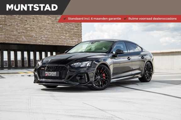 Audi A5 Sportback 2.9 TFSI RS 5 quattro   450PK   Sportdifferentieel   Optiekpakket carbon   B&O   Keramische Remmen   Head-Up  RS Dynamic pakket  