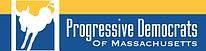 Progressive Democrats of Massachusetts logo