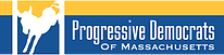 Progressive Democrats of Massachusetts logo