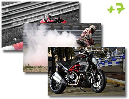 Ducati theme pack